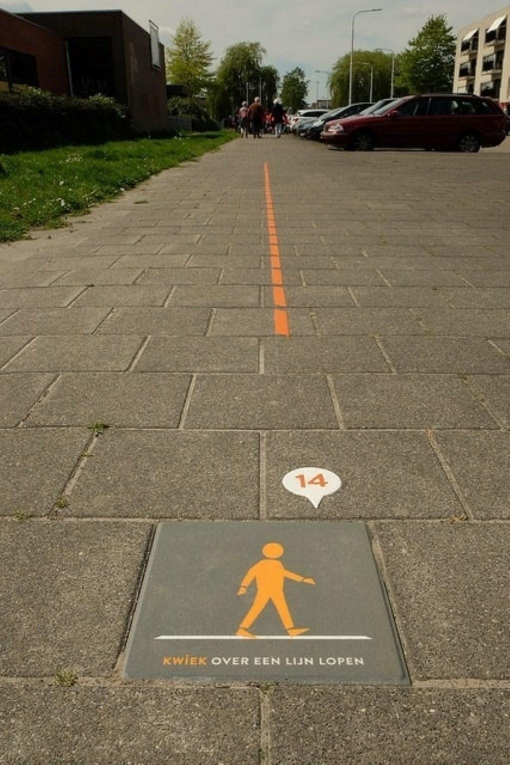 Een voorbeeld in een andere gemeente. © Kliknieuws Veghel