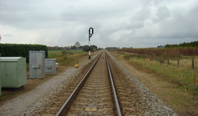 Maaslijn. (archieffoto)