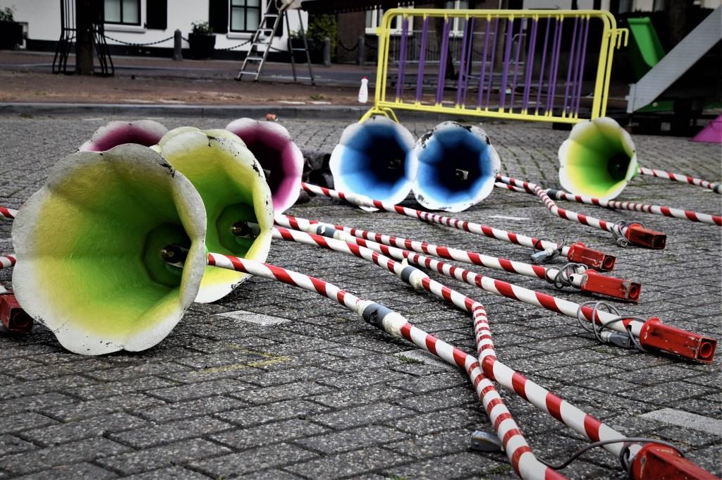 Osse kermis. (Foto: Dieke Steeg)  © Kliknieuws Oss