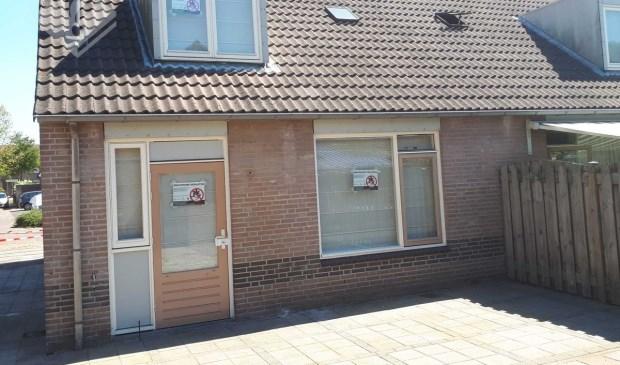 Drugspanden in Heesch en Heeswijk-Dinther voor enkele maanden gesloten. (Foto: Twitter Gerrit van der Knaap)