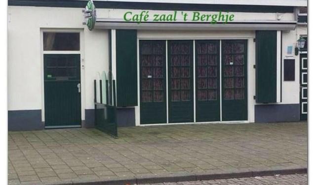 Café Zaal 't Berghje.