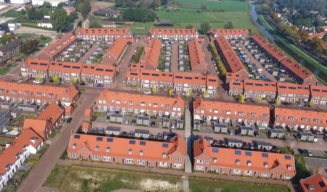 De Oranjewijk in Veghel