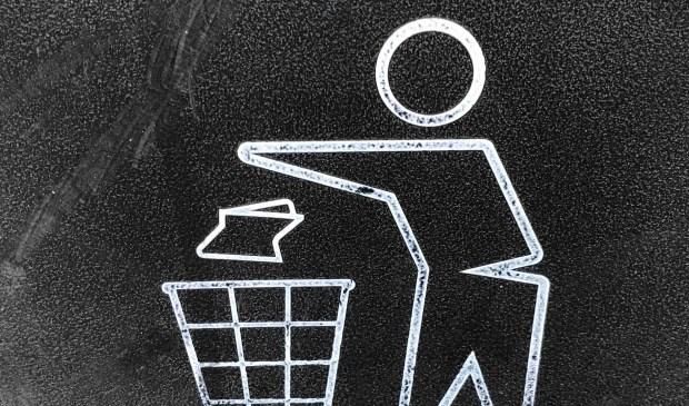Inwoners Geffen en buitengebied Oss ontvangen informatiefolder over afval scheiden.