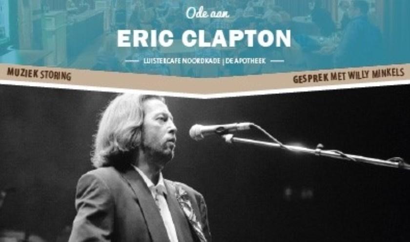 Willie Minkels vertelt over Eric Clapton.