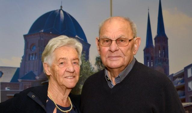 Gerda en Harrie (foto: Henk Lunenburg)