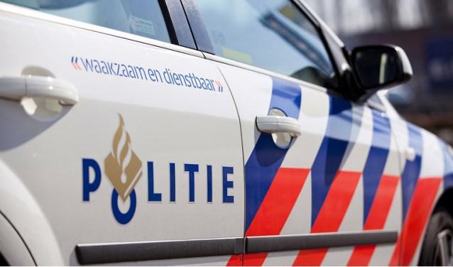 Politie.  © 112 Brabantnieuws