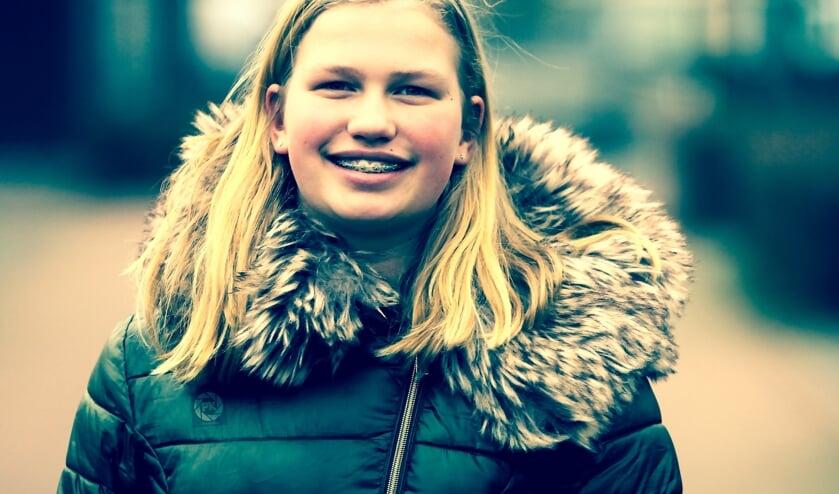 Lotte werd onlangs Nederlands Kampioen op de 200 meter vlinderslag voor junioren. Op de 100 meter pakte ze brons.