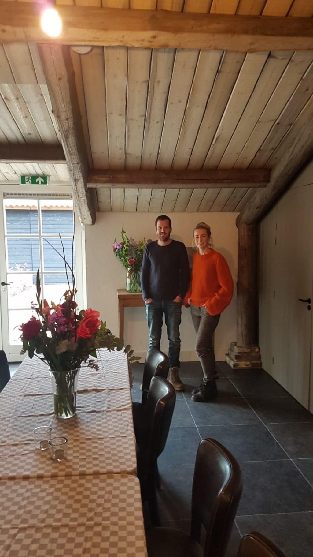 Dirk en Helmi.   © Kliknieuws Veghel