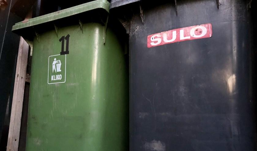Het beter scheiden van afval is belangrijk omdat veel meer afval hergebruikt kan worden.