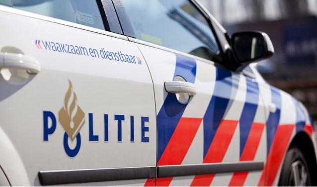 Politie. Foto: Ties van Dooren © 112 Brabantnieuws