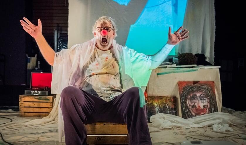 Jack Wouterse is terug in het theater met De Laatste, een project dat al een tijdje op zijn verlanglijstje stond.