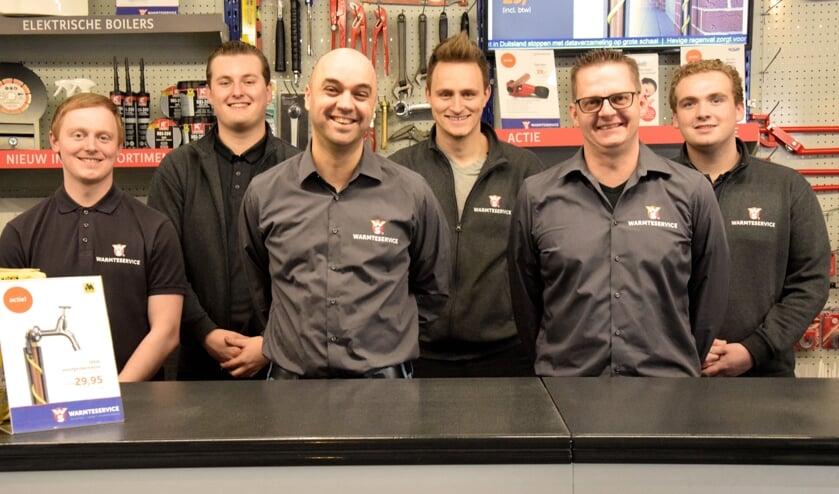 Warmteservice levert meer dan 100.000 artikelen op het gebied van verwarming, sanitair, dakbedekking én de benodigde installatiematerialen.