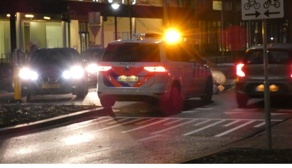 Fietsster raakt gewond bij ongeval op fietsstraat Raadhuislaan  © 112 Brabantnieuws