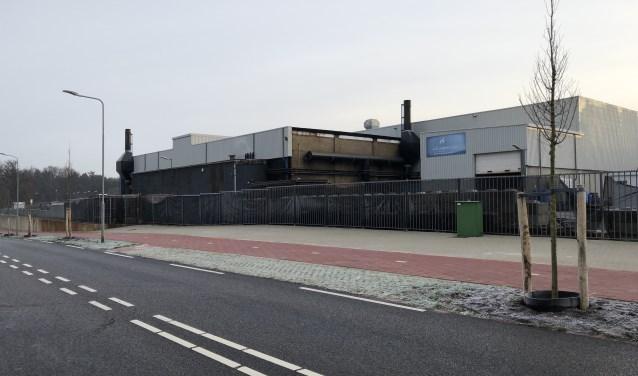 De fabriekshal van Coatinc in Mook is opgeknapt. (foto: Jos Gröniger)