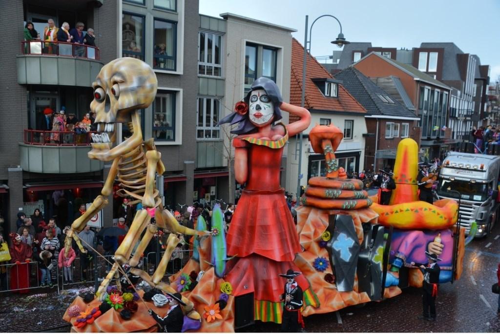 De Promillikantjes domineren met hun enorme creaties al jaren onze regio.  © Kliknieuws Veghel