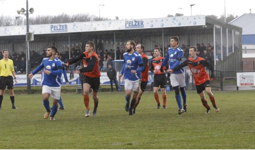 Olympia'18 won met regelmatige zege van Vitesse'08