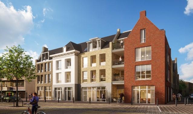 Wonen aan de Markt is een nieuw bouwproject in het centrum van Veghel.