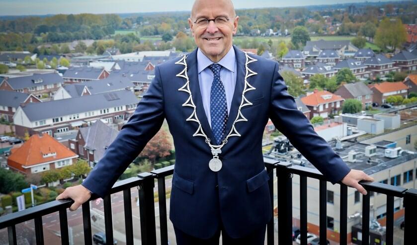 Burgemeester Kees van Rooij