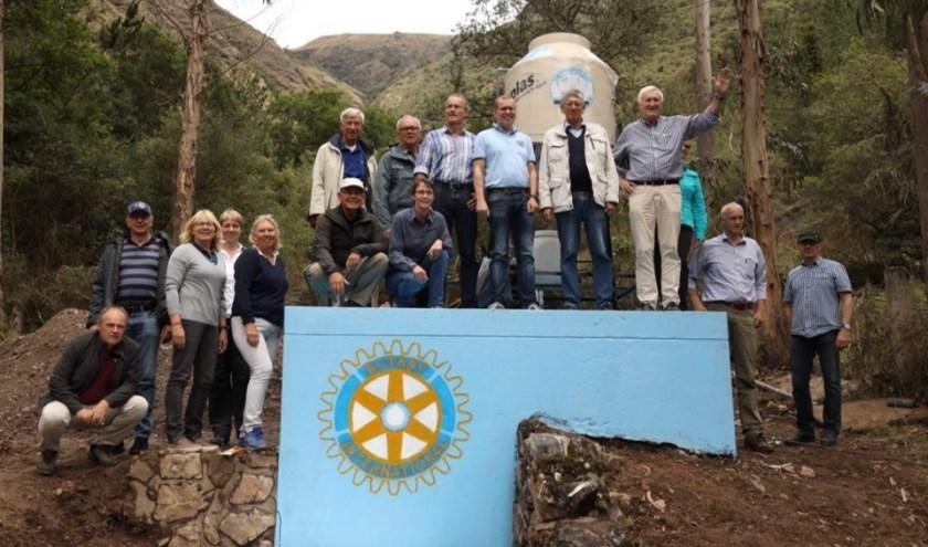 De Rotary in Peru