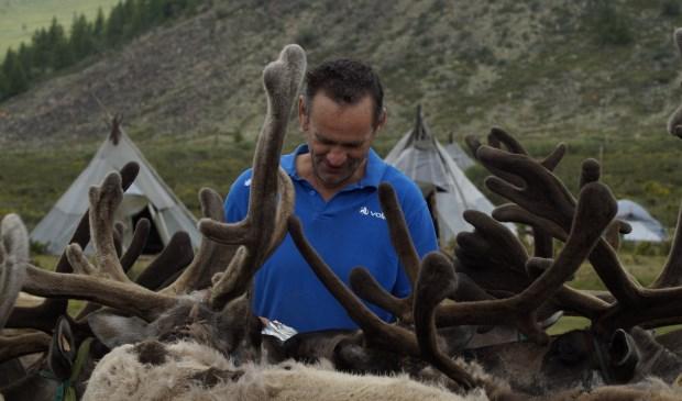 René van den Bosch en Leni Pashouwers vertellen en laten beelden zien van hun verre reizen in Mongolië.