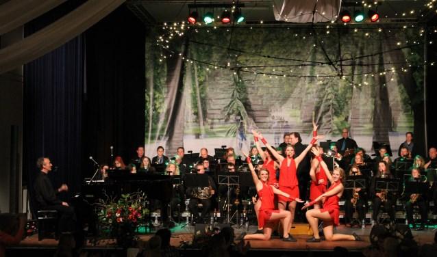 Na het succes in 2016 wordt het dinerconcert dit jaar voor de tweede keer georganiseerd.