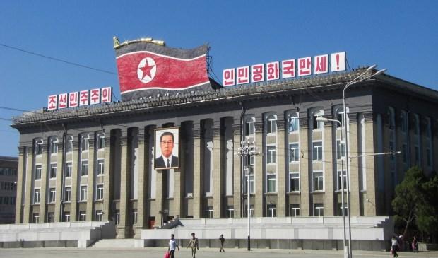 Noord-Korea.