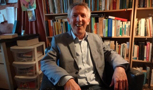 Dominee Dick van der Vaart (foto: Ankh van Burk)