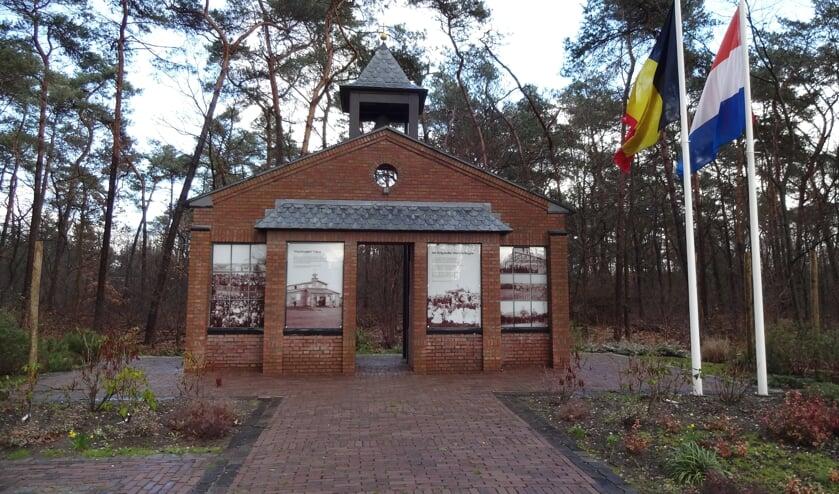 Het monument van Vluchtoord