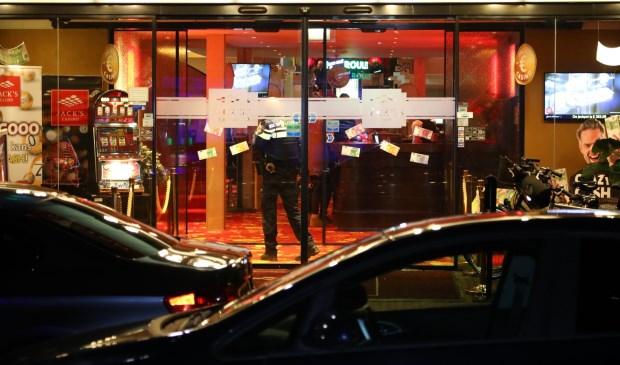 Jack's Casino Oss. Foto Charles Mallo / Foto Mallo  © 112 Brabantnieuws
