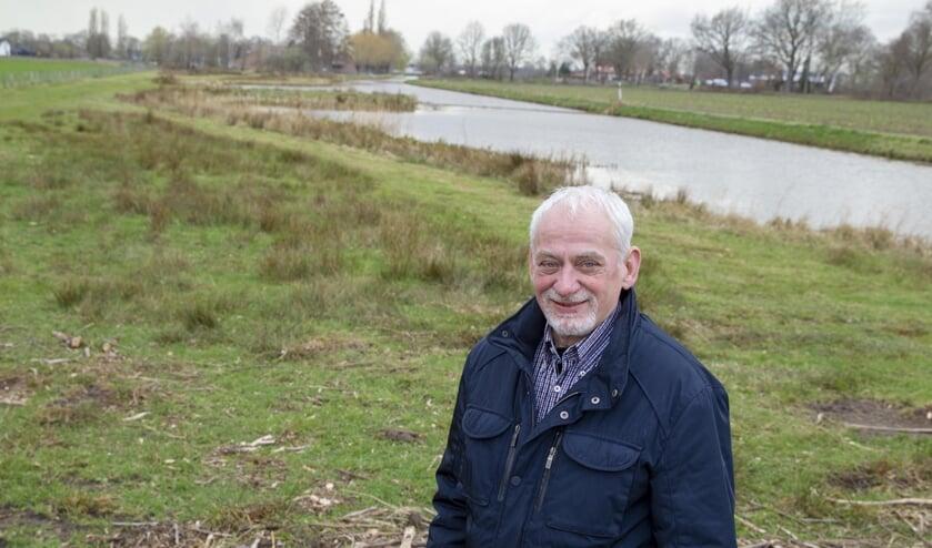 Albert van de Koolwijk. (Foto: Ad van de Graaf)