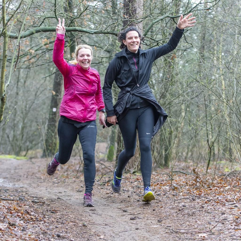 Herperduin Tral Run. (Foto: Bert van Berkum- sportfotografiebrabant.nl) Foto: Bert van Berkum © Kliknieuws Oss