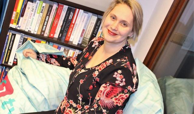 Patricia de Ryck in haar kantoor in Boxmeer. (foto: Aileen van Tilburg)