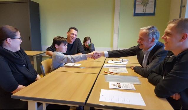 Jamie Klaassen uit Heijen heeft zich ingeschreven voor het havo-vwo van Elzendaalcollege Gennep.