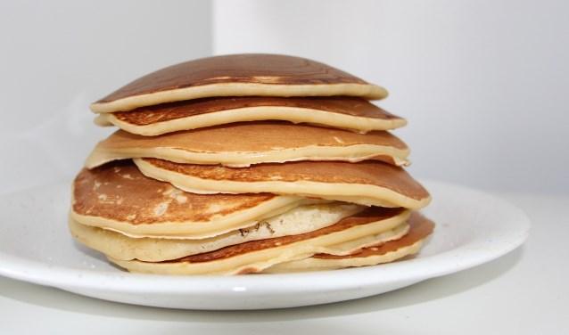 Er worden komende vrijdag veel pannenkoeken gebakken.