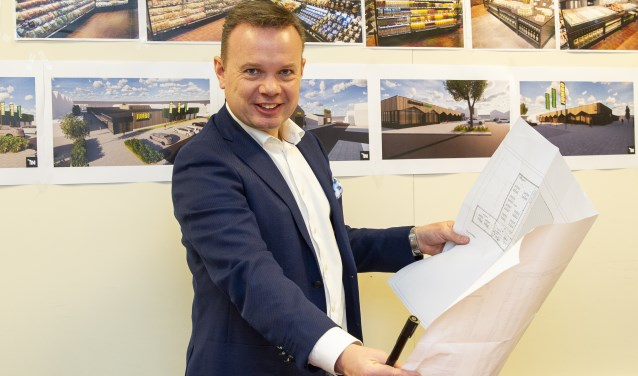 """""""We hebben hiermee de toekomst van een bruisend winkelcentrum veiliggesteld"""", aldus Roland de Laak"""