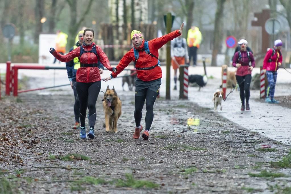 Herperduin Tral Run. (Foto: Bert van Berkum- sportfotografiebrabant.nl)  © Kliknieuws Oss