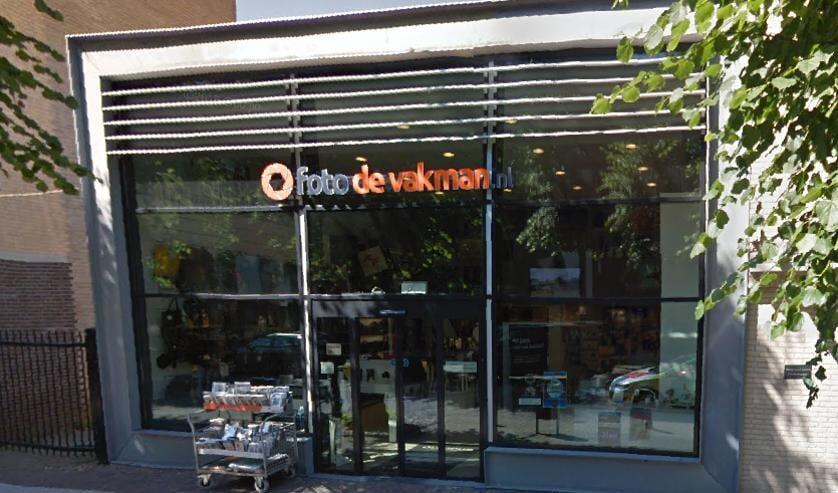 De winkel van Foto de Vakman