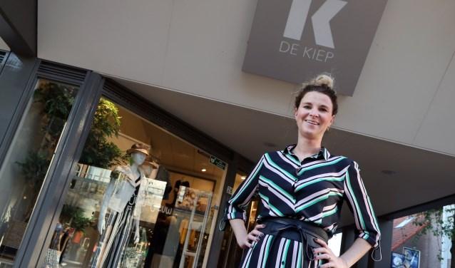 MarieClaire Theunisse van De Kiep.