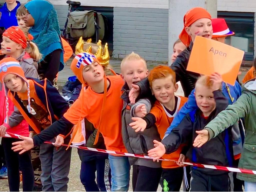 De Koningsspelen op de Canadas en de Peppels in Boxmeer.