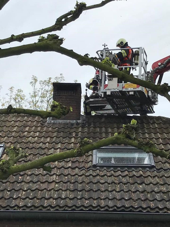 Foto: Brandweer Veghel © Kliknieuws Veghel
