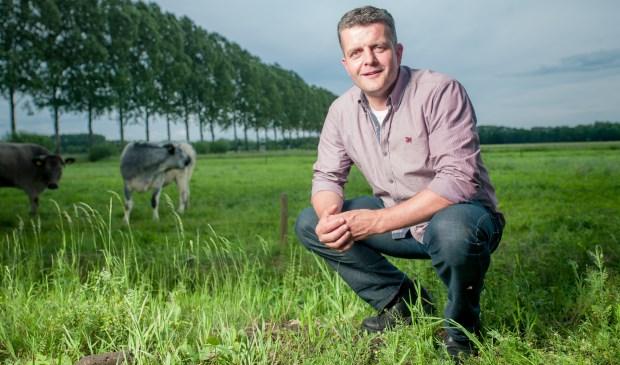 Gerard van Zutphen is de huidige voorzitter ZLTO Veghel.