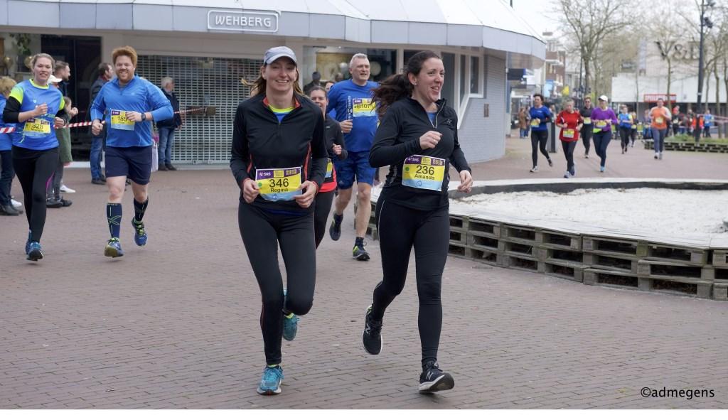 SNS Oss City Run. (Foto Ad Megens)  © Kliknieuws Oss