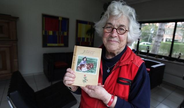 Hanneke Gelderblom-Lankhout hoopt dat veel kinderen kennismaken met Hannekelief.