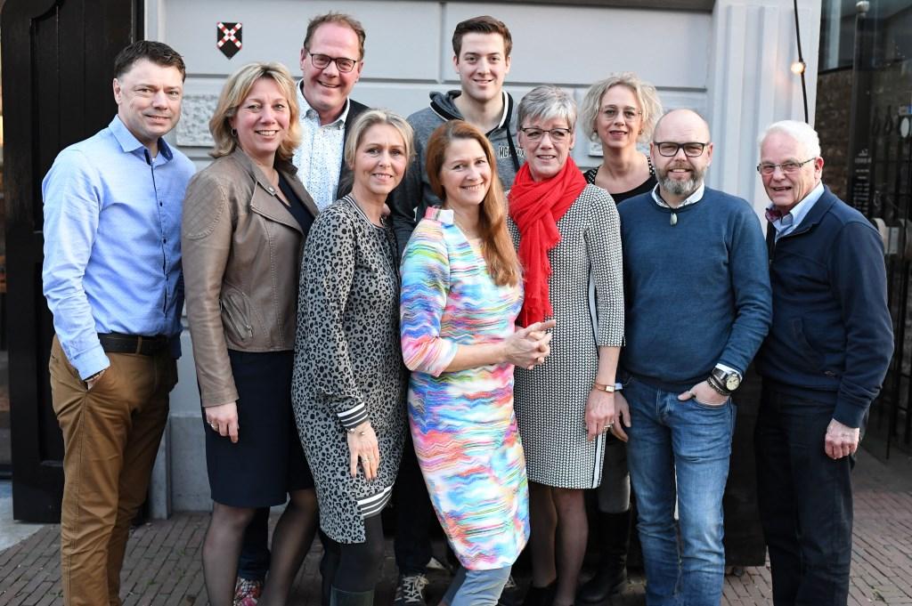 Team Rijkers Naaimachines  © Kliknieuws Veghel