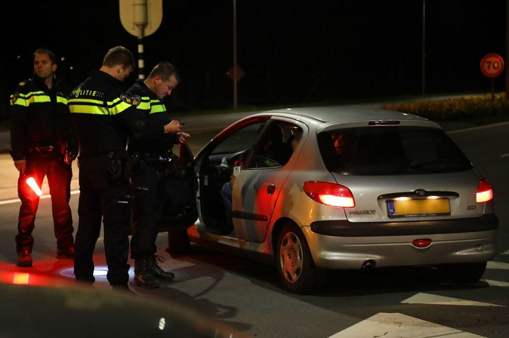 Ongeval op kruising. Foto: Gabor Heeres / Foto Mallo  © Kliknieuws Oss