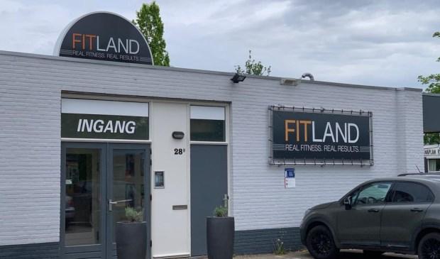 De vestiging van Fitland in Boxmeer.