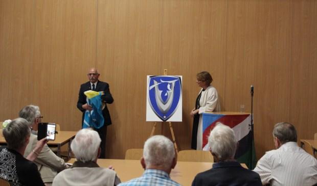Stichting Veteranen Oss viert oprichting met bekendmaking nieuwe logo