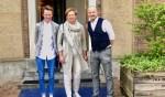 Journalist Coby van der Pas op pad met Ties van Dooren