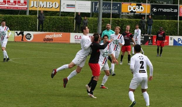 UDI'19 speelt zondag thuis tegen De Meern. (foto: UDI'19)