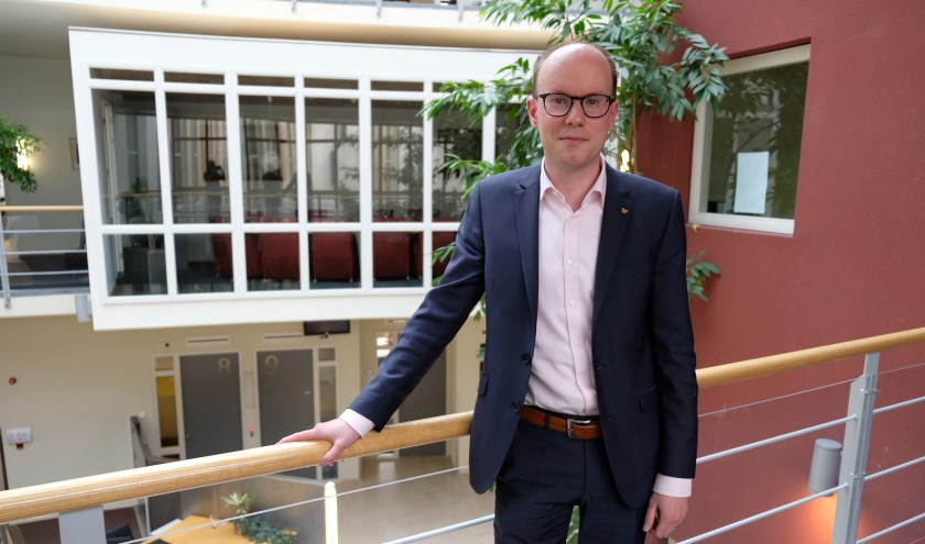 Wethouder Joost Hendriks wil dat Cuijk fors gaat investeren in voor- en vroegschoolse educatie: 'Des te vroeger we beginnen, des te effectiever is een interventie.'